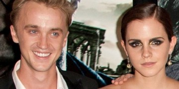 Emma Watson y Tom Felton comparten en redes lo buenos amigos que son 12