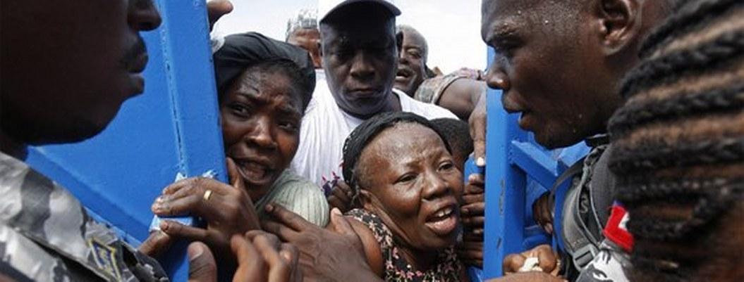 Presidente de Haití desestima huelga general, llama al orden en el país