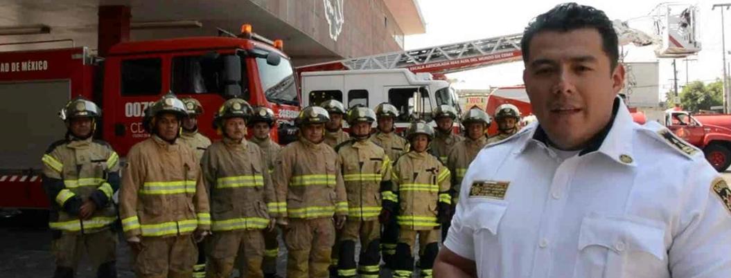 Este es el negro historial del líder sindical de bomberos atacado ayer