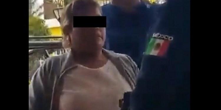 """""""Pinche gatito, aquí mando yo""""; Lady regidora insulta a policía 1"""