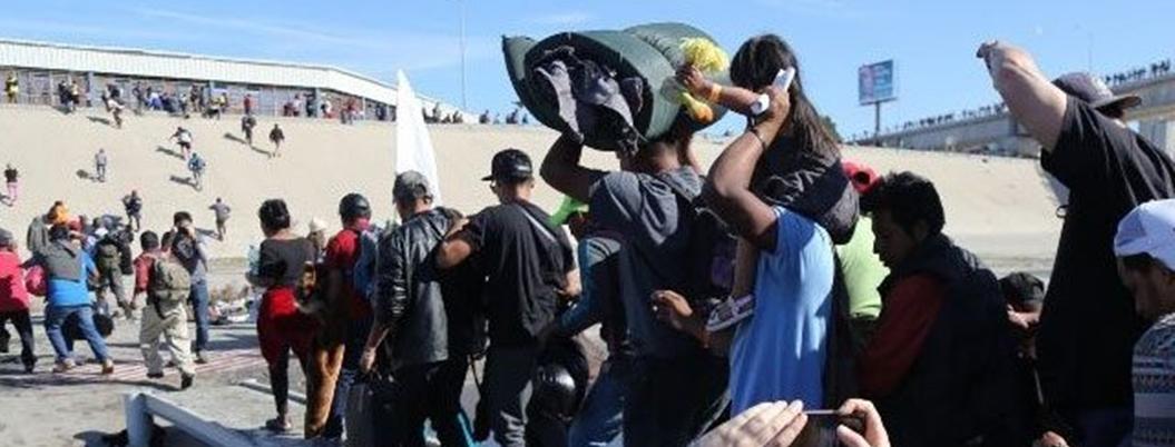 Peña deportó a 98 centroamericanos que intentaron cruzar frontera con EU