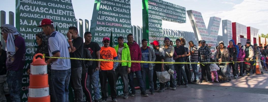 Llegada de migrantes a Tijuana, una alerta a toda la región: embajador