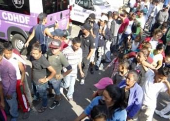 Caravana Migrante discute sobre ruta para llegar al sueño americano 7