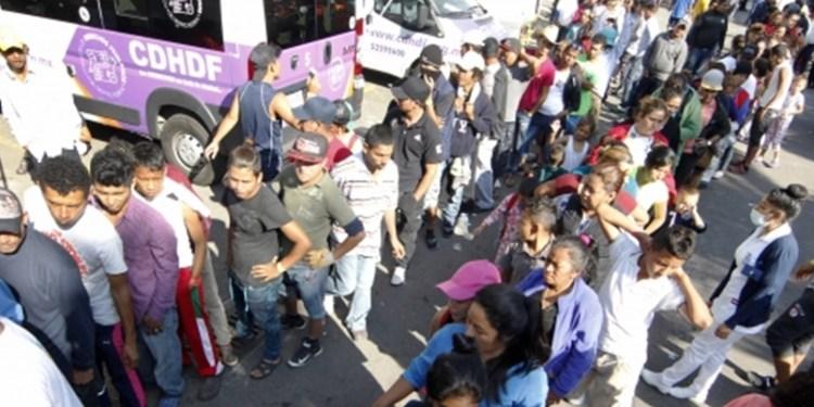 Caravana Migrante discute sobre ruta para llegar al sueño americano 1