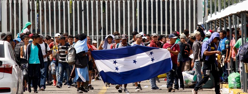 Retornaron a Honduras más de siete mil migrantes