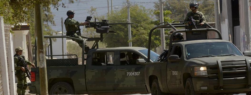 Apoyan el 70% de la ciudadanía militarización de México