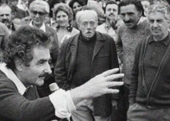 Presentan filme sobre el encarcelamiento de José Mujica 2