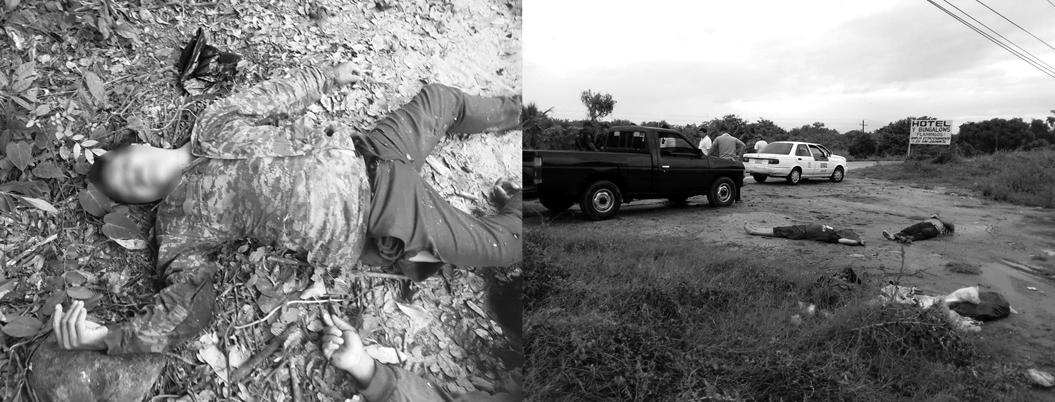 Petatlán es zona de guerra: asesinan a dos hombres tras enfrentamiento