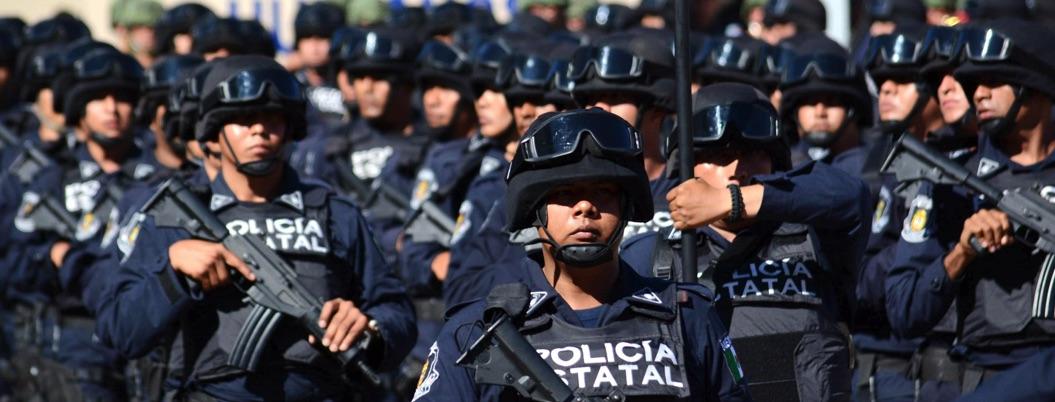PRI pide saber qué pasará con corruptas policías estatal y municipal