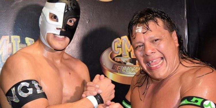 Último Guerrero vence a Sansón y defiende título de peso completo 1