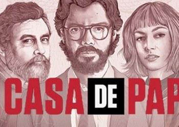 """""""La casa de papel"""" primera serie española en conquistar el Emmy 2018 1"""
