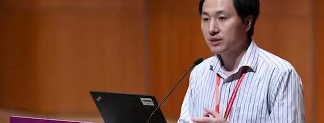 "Científico chino que modificó ADN de dos bebes pone ""pausa"" ensayos"