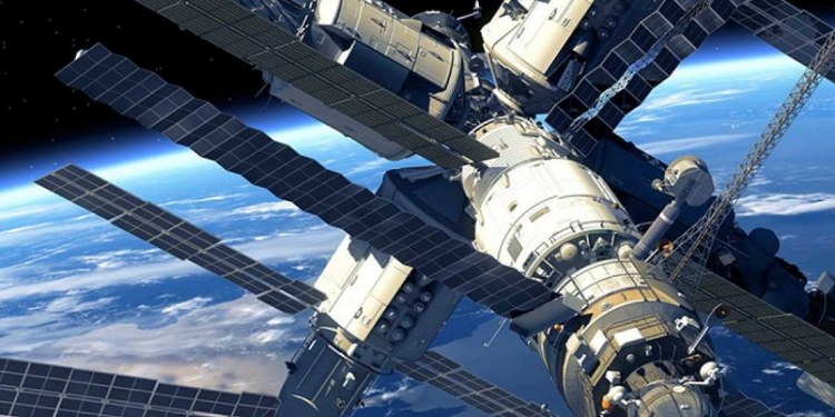 """Mira el """"tesoro"""" que desenpolvaron en estación espacial 1"""