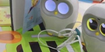 """Presentan a Luka, el """"robot lector"""" en la FIL Guadalajara 11"""