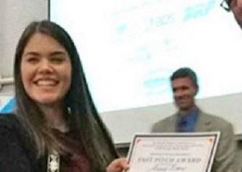 Alumna mexicana gana premio en congreso sobre energía solar 1
