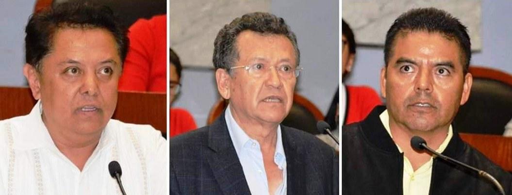 Diputados despiden con elogios a Pablo Sandoval por labor legislativa