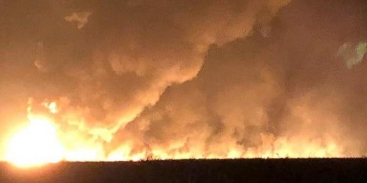Toma clandestina provoca explosión e incendio que dejó 2 muertos 1