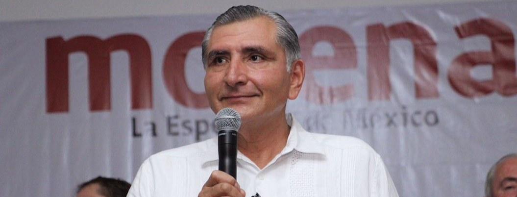 Adán López defenderá desde el gobierno su Ley Garrote en Tabasco