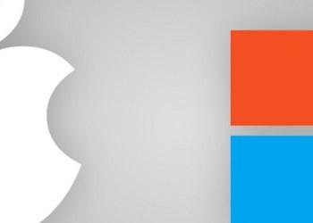 Microsoft supera valor comercial de Apple por primera vez en 8 años 2
