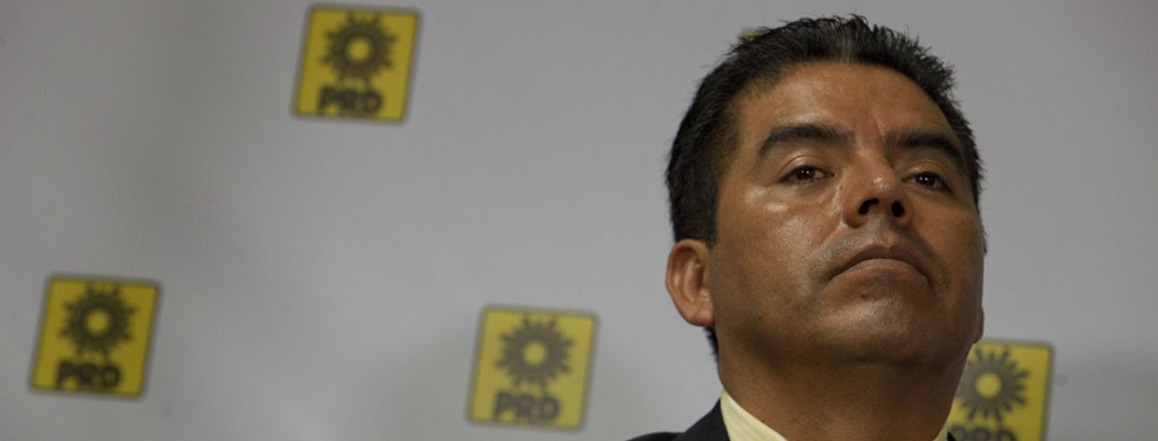 Cesáreo se deslinda de amenazas contra alcalde suplente de Cochoapa