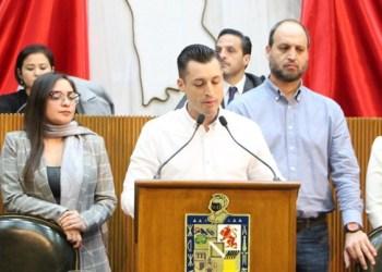 Hijo de Colosio promueve el aumento de impuestos en Nuevo León 1