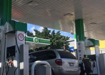 Abren gasolinera operada por Britihs Petroleum en Chilpancingo 1