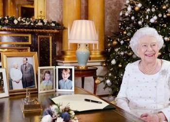 Mensaje de Navidad de la reina Isabel una tradición que data de 1932 1