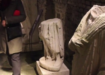 Presentan en Roma obra de escultora mexicana María Lagunes 4
