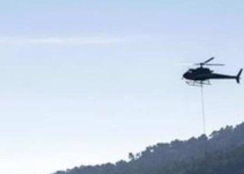 Mueren 4 personas al caer helicóptero en Portugal 1