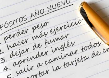 Propósitos de año nuevo más comunes entre los mexicanos 1