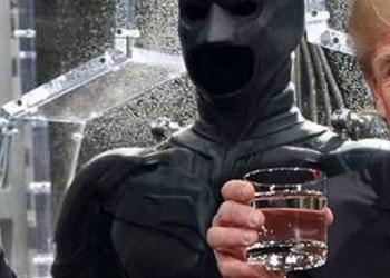 Trump creyó que Christian Bale era en verdad Bruce Wayne  1