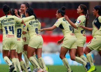 América femenil, se coronan campeonas de la Liga MX 5