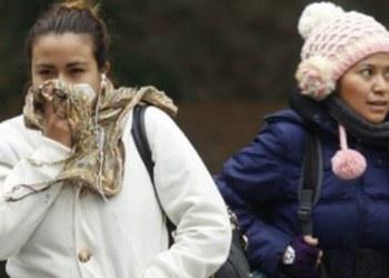 SMN advierte que habrá temperaturas de 0 a 5 °C en 13 estados 2