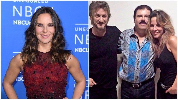 Kate del Castillo regresa a México tras polémica por 'El Chapo' 1