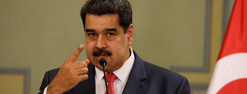 Maduro enfurecido retiene a Jorge Ramos y un grupo de periodistas