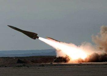 Irán confirma una prueba reciente de misil 1