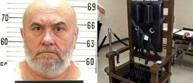 Tennessee ejecuta a reo en silla eléctrica por homicidio de discapacitada 1