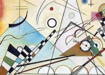 Geometría y color antes que figuras, la fórmula del éxito de Kandinsky 5