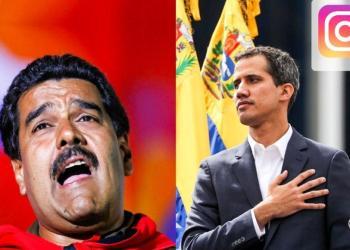 Facebook e Instagram niegan retiro de verificación a cuentas de Nicolás Maduro 2