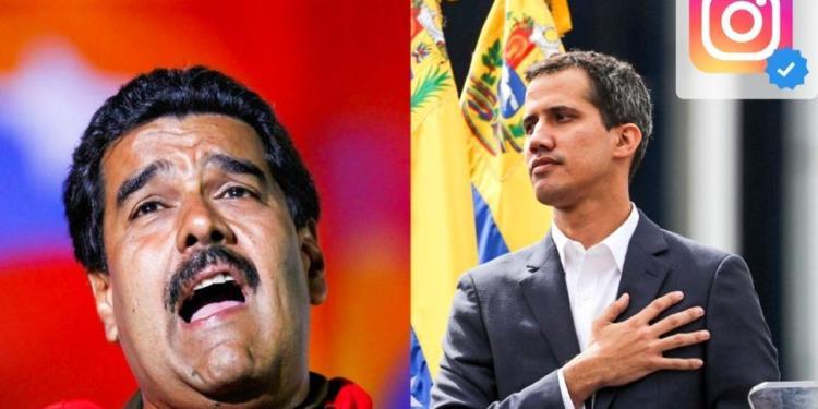 Facebook e Instagram niegan retiro de verificación a cuentas de Nicolás Maduro 1