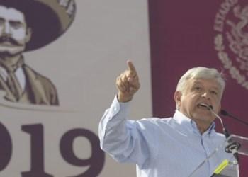 """""""Homenaje a Zapata es un acto de justicia"""": AMLO 1"""
