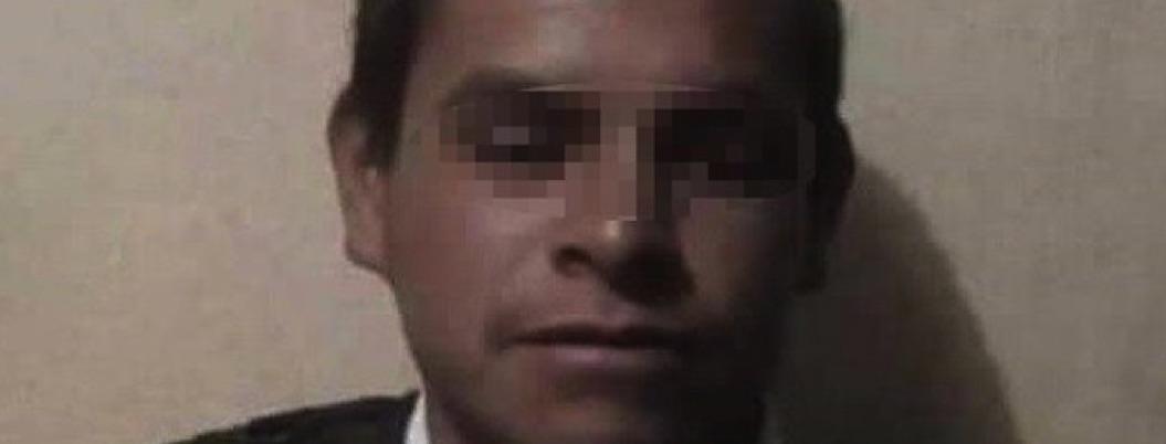 Detienen a presunto asesino de niña en Valle de Chalco