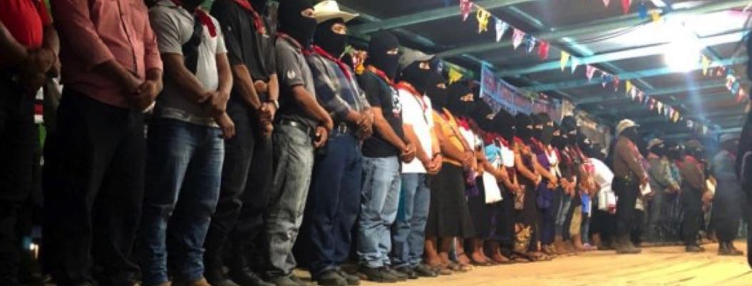 Artistas, intelectuales y activistas manifiestan su respaldo al EZLN