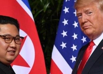 Kim Jong Un viaja a China antes de una eventual cumbre con Trump 1