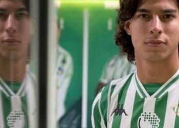 Lainez debutará con el Betis en la Copa Rey 1