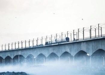 Mueren tres personas en accidente ferroviario de Dinamarca 1