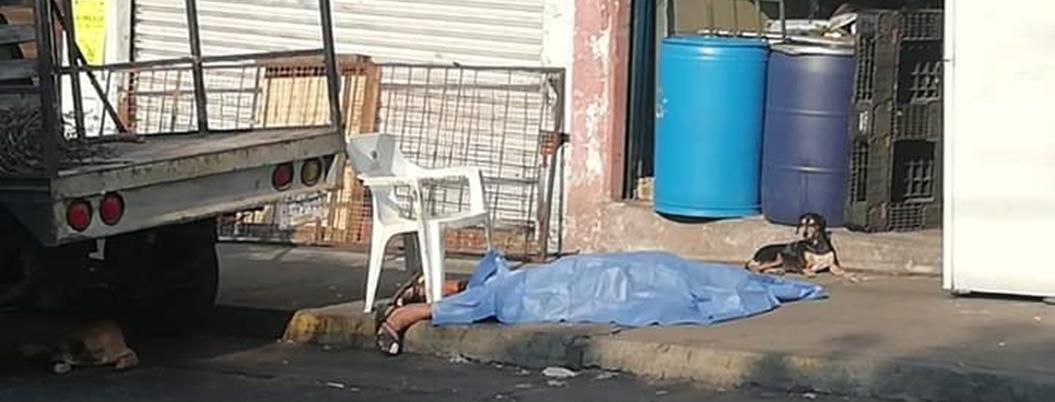 Dan tiro de gracia a un hombre en la Colonia La Fábrica de Acapulco