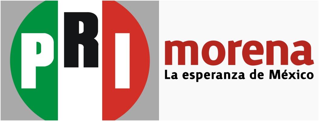 PRI y Morena niegan la existencia del PRIMor; no hay alianza, dicen