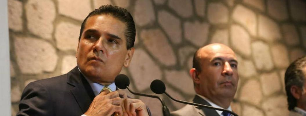 Aureoles no puede pagar a Maestros; pedirá ayuda a Obrador