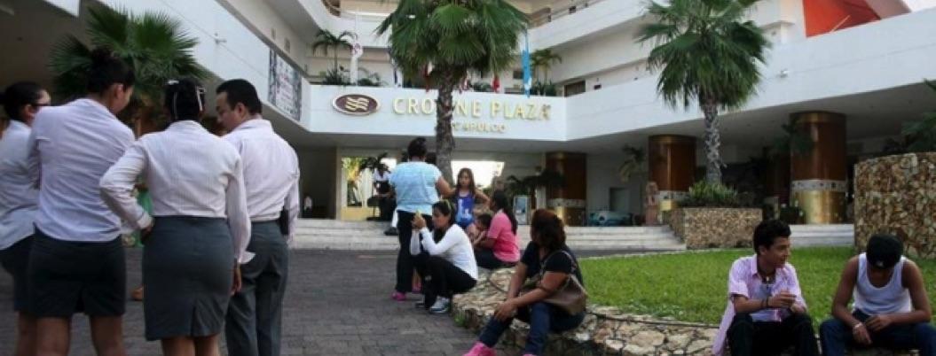 Acapulco despertó este domingo sacudido por 4 sismos